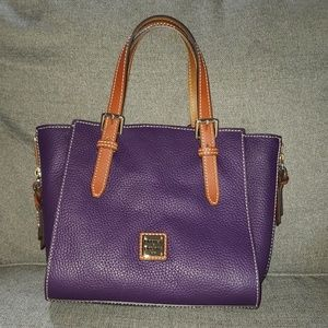 Brand new Dooney & Bourke Mindy Satchel